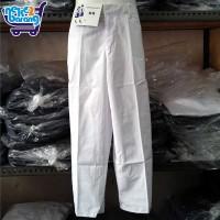 Celana Panjang Seragam SD Putih (seragam Sekolah)