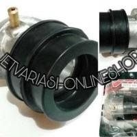 Dijual Intake Manifold Karbu Pe28 Kawasaki Klx/Dtraker 150 Promo