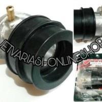 Dijual Intake Manifold Karbu Pe28 Kawasaki Klx/Dtraker 150 Limited