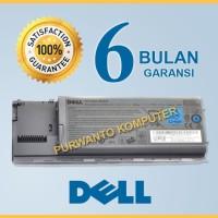 Original Baterai DELL Latitude D620 D630 - NT379 PC764 PC765 PD685