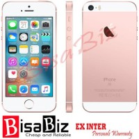 iPhone SE 64Gb 2nd ROSE GOLD Bukan Refurbished