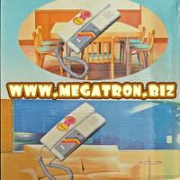 Intercom komunikasi 2 arah pakai kabel Telpon