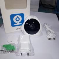 IP CAMERA SPY KAMERA CCTV PANORAMIC V380 NEW