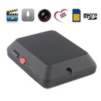 alat Penyadap suara spy Camera Insert SIM card and micro SD card x009