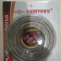 Kabel Antena TV Shinyoku Premium 18M