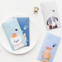 Happy Dog Cash Book (Buku Keuangan / Buku Jurnal)