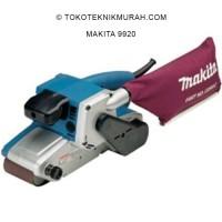Makita 9920 - Mesin Amplas / Belt Sander 76 Mm X 610 Mm