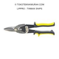 Lippro Gunting Seng Holo Plat / Tinman Snip 242-10.1