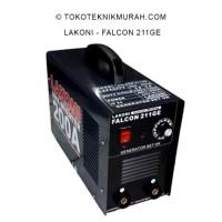Mesin Las Inverter Trafo Genset Listrik Falcon Lakoni 211GE / 211 GE