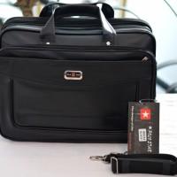 tas tas wanita Laptop kulit selempang branded kerja kuliah Polo bagu