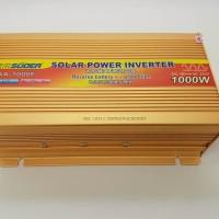 harga termurah Inverter 1000 Watt 48V DC 220V AC Merk Suoer