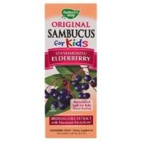 (Murah) Nature's Way, Original Sambucus For Kids, 240 ml