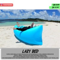 Kursi Angin Air Sofa Lazy Air Bed Kasur Malas Santai Camping