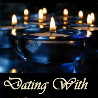 Novel Dating with the Dark by Santhy Agatha Ebook