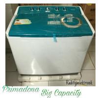 Jual Mesin Cuci 2 Tabung POLYTRON PWM-1401 Kapasitas 14kg Murah