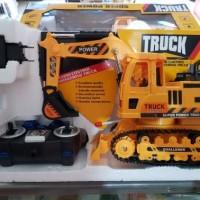 New Mainan Mobil Remote Control Excavator RC Traktor RC Beko