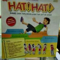 HATI - HATI GAME DAN TIPS KESELAMATAN UNTUK ANAK (BONUS STIKER KEREN)