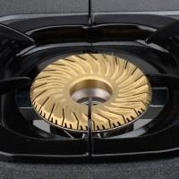 terlaris/ [ Rinnai ] Kompor Gas Rinnai 602 BGX - 2 Tunggu - Body Teflo