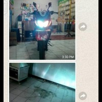 (Sale!!!) Lampu Led /Lampu Hid Xenon Light Utk Motor ..