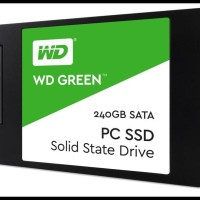 (New Arrival!!) Ssd Wd Green 240Gb Sata3 !