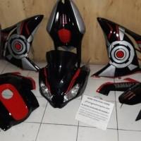 Aksesoris Motor FULL FAIRING NINJA 250FI UNTUK VIXION LAMA Garansi Pr