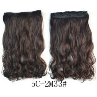TERMURAH ! Hair Extension Clip Wig Rambut Palsu - 5C-2M33 murah