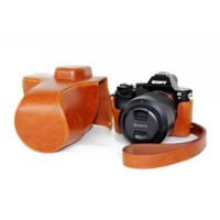 Leather Case  / Tas Kulit Kamera Sony Alpha A7 /A7 II/ A7R/ A7s