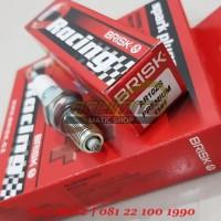 Busi Racing Premium Brisk AR10ZS NMAX Aerox 155 PCX Vario 150 Vixion