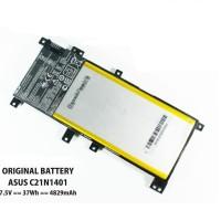 ORIGINAL Batre Baterai ASUS X454, X454W, X454WA, X454Y, X454YA, X454L