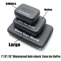 Harga kotak gadget hero size small case gopro xiaomi yi antishock | antitipu.com