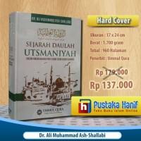 Buku Sejarah Daulah Utsmaniyah Faktor Kebangkitan & Keruntuhan