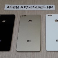 Back Cover Xiaomi Mi 4s 5.0 inchi Xiaomi 4s BackDoor Tutup Belakang HP
