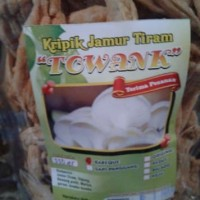 Harga Keripik Jamur Tiram Travelbon.com