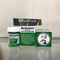 Mentholatum Decongestant-Analgesic Ointment ( Balsem 28 g )