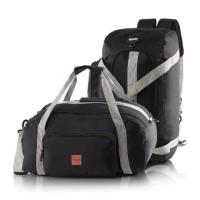 Tas Serbaguna Travek Bag Ransel Jinjing - Tas Besar Multifungsi Murah