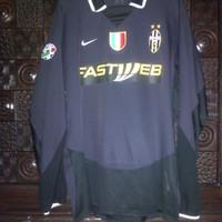 Jersey Juventus 2003-04 Zambrotta Player Issue Original