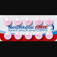 Neurobion Forte Vitamin B1 B6 & B12 [Pertablet]