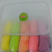 Promo Pancake Durian Medan Isi 10 Rainbow + Packaging Plastik Free