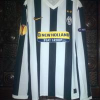 Jersey Juventus 2009-10 Trezeguet Player Issue Original