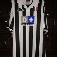Jersey Juventus 1998-99 Tudor Match Issue Original