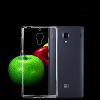 Case Xiaomi Redmi 1S Ultratin Jellycase Silicon Cover Casing Hp