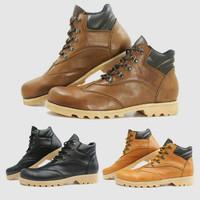 Sepatu Boots Pria/Boots Safety/Adabos Zinc