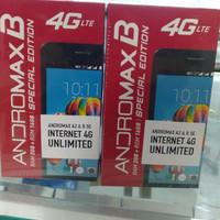 hp 4G andromax bse + paket unlimited 100.000 . 30 hari