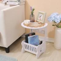 meja sisi samping meja sudut ruang tamu meja hias bundar meja ngopi