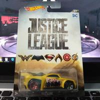 Hot Wheels Bassline Justice League