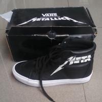 Vans X Metallica Sk8 Hi