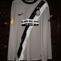 1ce635e8e Jersey Juventus 2009-10 Away Del Piero Player Issue Original