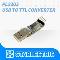 PL2303 USB to TTL/Serial Converter