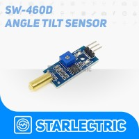 SW-460D SW520D Angle Tilt Sensor - Sensor Kemiringan