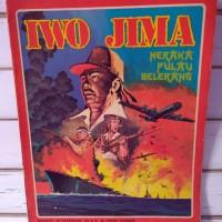 Majalah HAI Edisi Khusus 4/VII/1983 Iwo Jima - Neraka Pulau Belerang